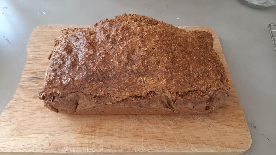 Ciaras Brown Bread Mary Carmody Nutrition