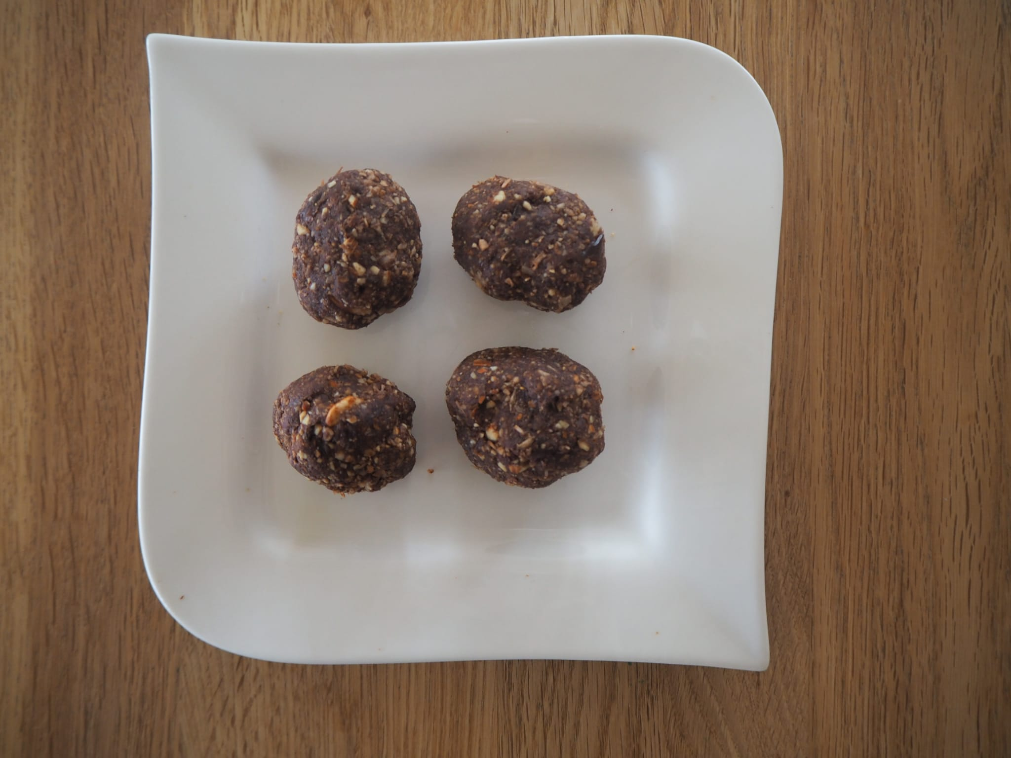 Amazing Almond Balls Mary Carmody Nutrition Recipe