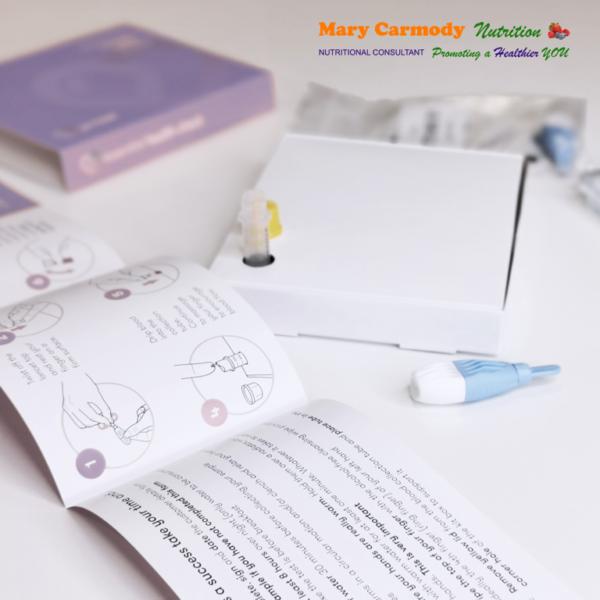 Allergy Test Cork Mary Carmody Nutrition