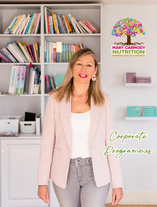 Corporate Programmes Nutrition Mary Carmody