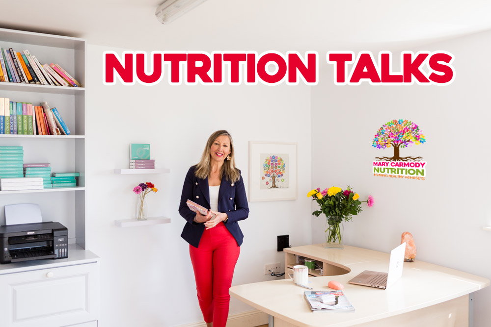 Corporate Programmes Talks Nutrition Mary Carmody